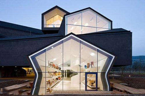 国外家具展厅设计欣赏