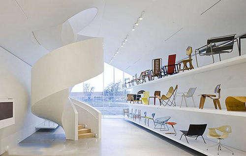 国外家具展厅设计欣赏(2)